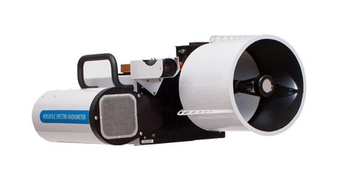 大気観測用FTIR機器のイメージ画像
